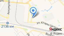 СтепПринт на карте