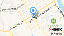 Адвокатский кабинет Кунгурцева О.М. на карте