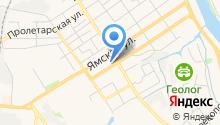 КАДАСТРОВЫЙ ИНЖЕНЕР ГОРОД ТЮМЕНЬ на карте