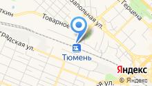Тюмень-Сервис-Центр на карте