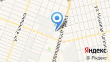 Exicar.ru на карте