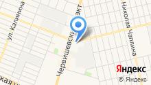 DS на карте