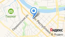 Bernstein на карте