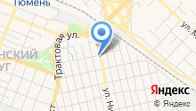 Ferrym+ на карте