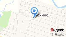 Магазин детской одежды на Советской на карте