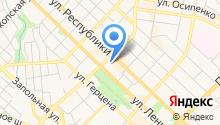 Галерея Искусств и Багета Альбины Харитоновой на карте