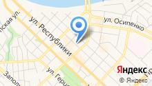 Donna на карте