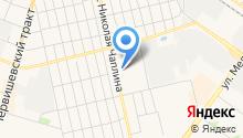 Камертон-Авто на карте