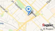 Адвокатский кабинет Панина Е.О. на карте