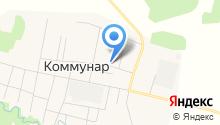 Коммунаровская амбулатория на карте