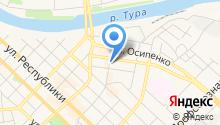 EURO TOUR на карте