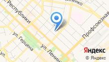 CityFitness на карте