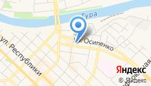 BORISOFT на карте