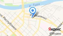 BLOSSOM на карте