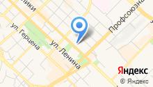 BTP на карте
