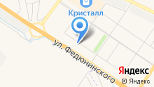 DEMMOKSI на карте