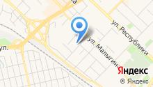 Avto-Транзит на карте