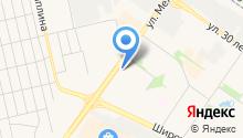 AMADEO на карте
