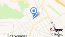 ТюменьГеоКом на карте