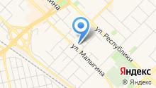 Design-магазин на карте