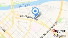 Агентство строительного проектированияи консалтинга на карте