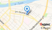 Ветеринарная клиника им. Евгении Мамоновой на карте