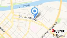 NewFit на карте