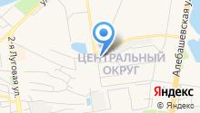 AsadPro на карте