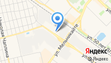 ALVARO на карте