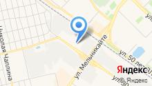 Chatab на карте