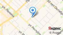 КОНТОРА - Юридическая фирма на карте