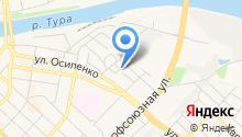 CityFox на карте