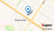 Evrika на карте
