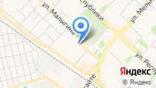 AnyNail на карте