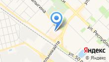 SIM-Центр на карте