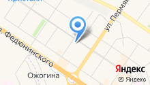 *scomp* сервисный центр на карте