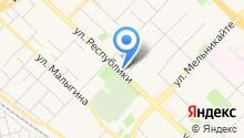 Casa Mia на карте