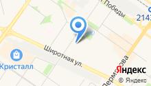 Decolte на карте