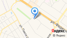 Тюменская домостроительная компания на карте