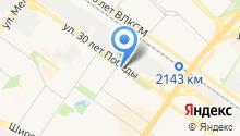 Berri на карте