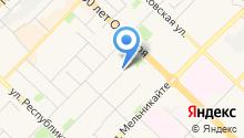Arena_tmn на карте