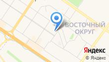 Evismarket.ru на карте