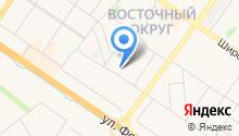 Akura-Roll, ресторан доставки суши на карте