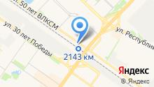B.R. на карте