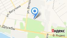 EuropeGAS Service Тюмень на карте