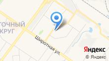 УК Универсал на карте