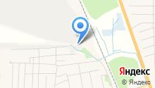 Боровская, ПАО на карте