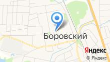Городская поликлиника №19 на карте