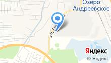 Магазин-пекарня на карте