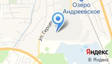 Арго-ЛЕС на карте